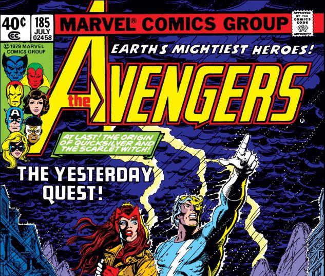 Avengers (1963) #183