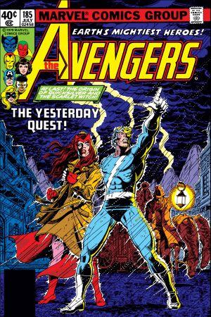 Avengers  #185