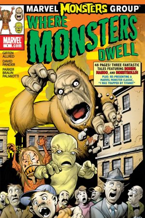 Marvel Monsters (2005) #1