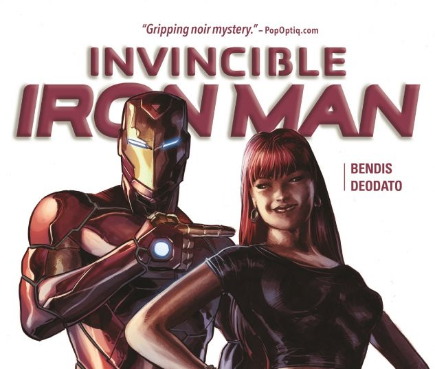 cover from Iron Man (2016)