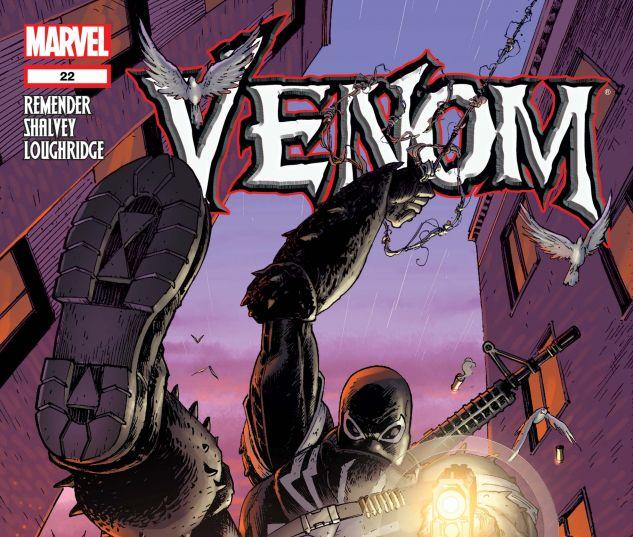 Venom (2011) #22