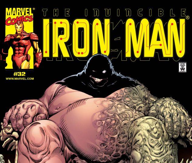 IRON MAN (1998) #32