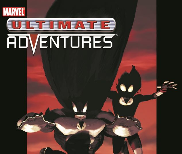 ULTIMATE ADVENTURES VOL. I TPB 0 cover