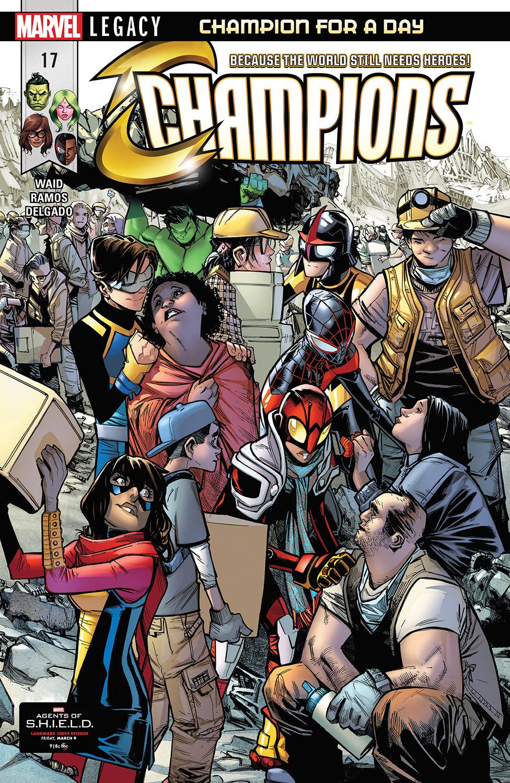 Champions (2016) #17