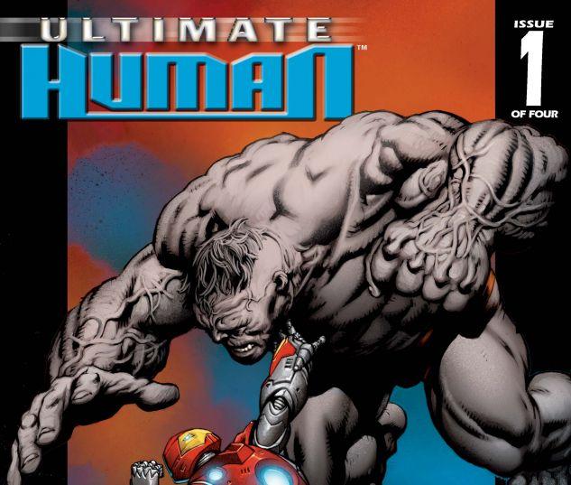 ULTIMATE HUMAN (2008) #1