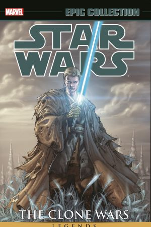 Star Wars Legends Epic Collection: The Clone Wars Vol. 2 (Trade Paperback)