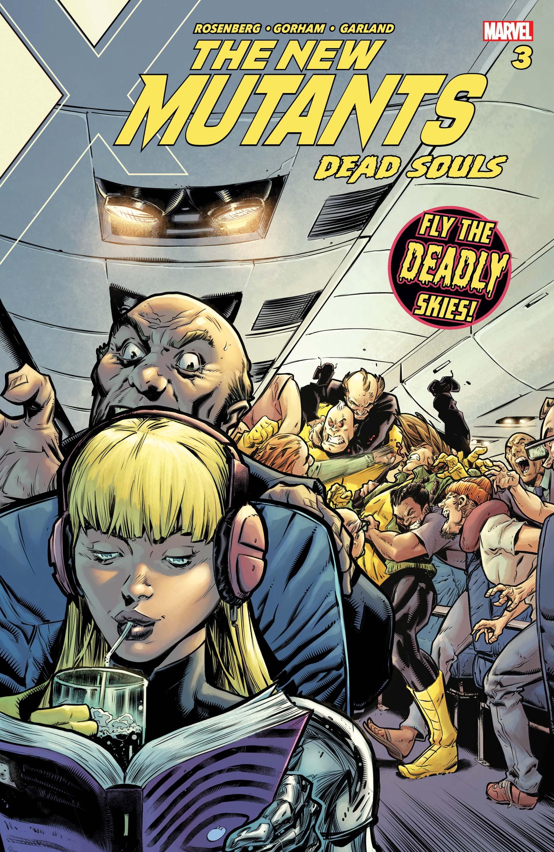 New Mutants: Dead Souls (2018) #3