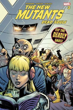New Mutants: Dead Souls (2018) #3