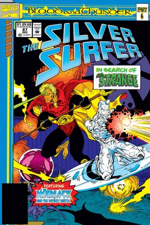 Silver Surfer #87