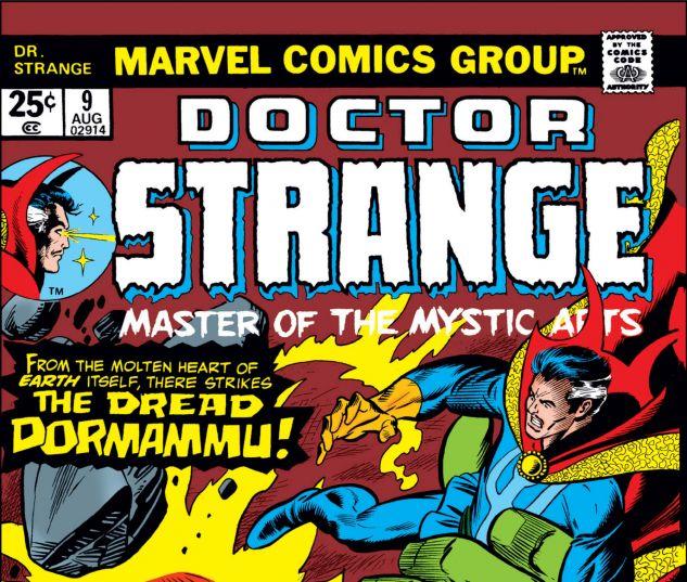 DOCTOR STRANGE (1974) #9
