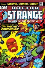 Doctor Strange (1974) #9 cover