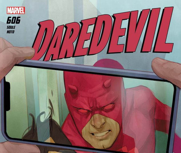 cover from Daredevil (2017) #606