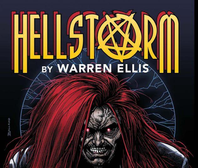 HELLSTORM BY WARREN ELLIS OMNIBUS HC (2018) #1