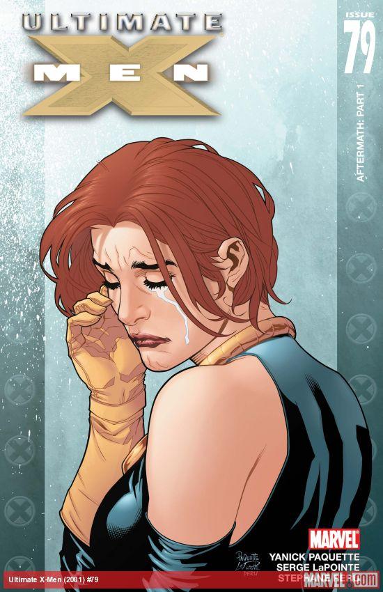 Ultimate X-Men (2001) #79