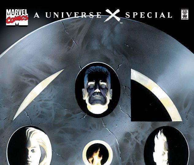 Universe X: 4 (2001) #1