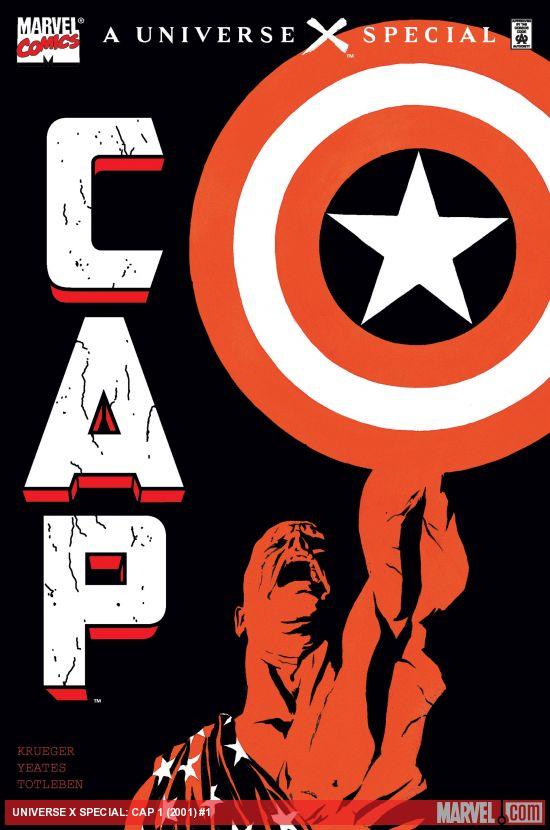 Universe X Special: Cap (2001) #1