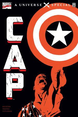 UNIVERSE X SPECIAL: CAP 1 #1