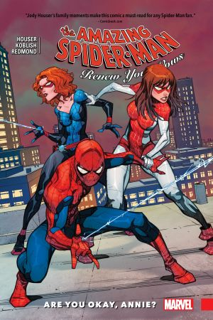 Amazing Spider-Man: Renew Your Vows Vol. 4 - Are You Okay, Annie? (Trade Paperback)
