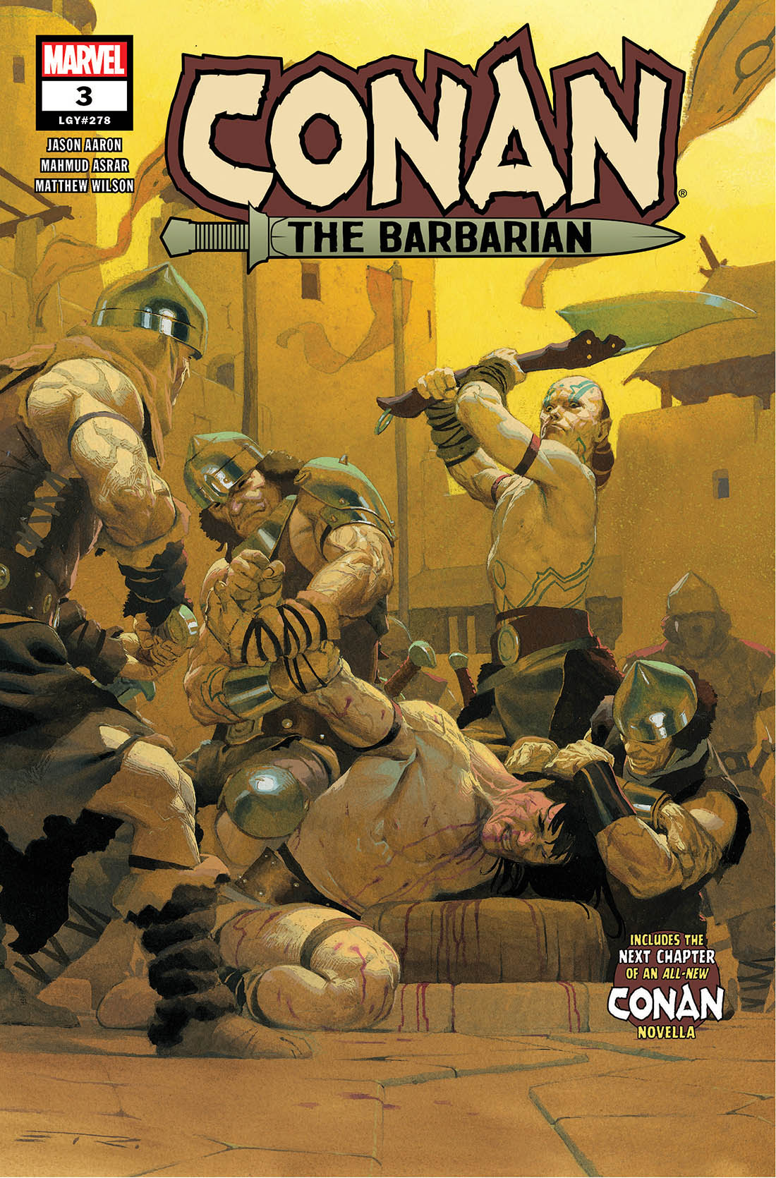 Conan the Barbarian (2019) #3