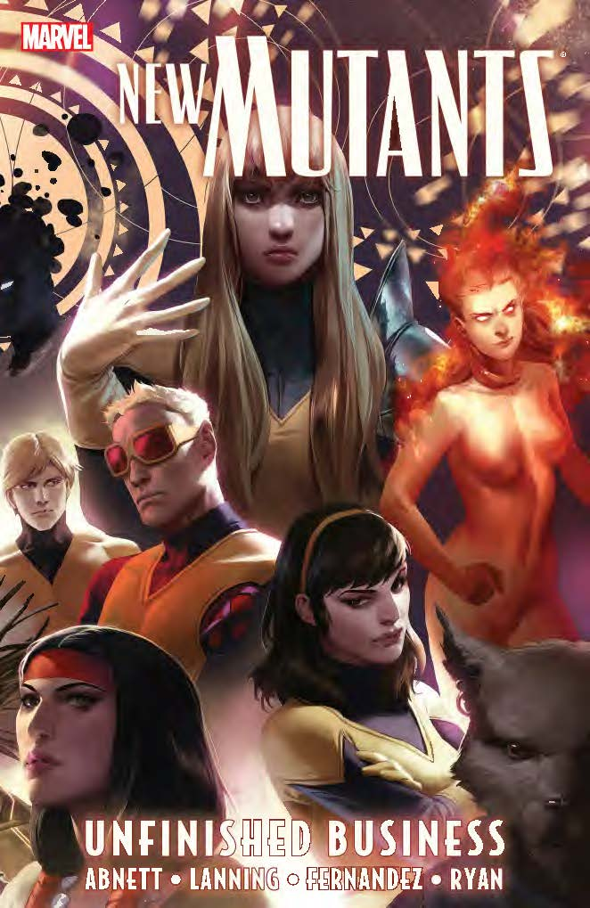 New Mutants Vol. 4: Unfinished Business (Trade Paperback)