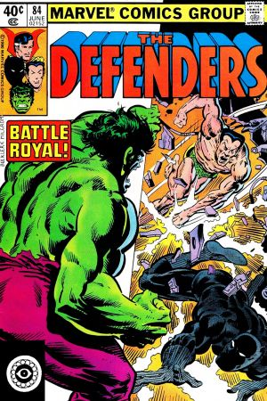Defenders #84