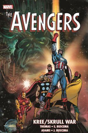 Avengers: Kree/Skrull War (Trade Paperback)