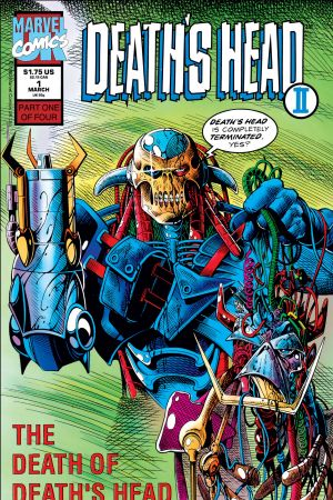 Death's Head II (1992) #1