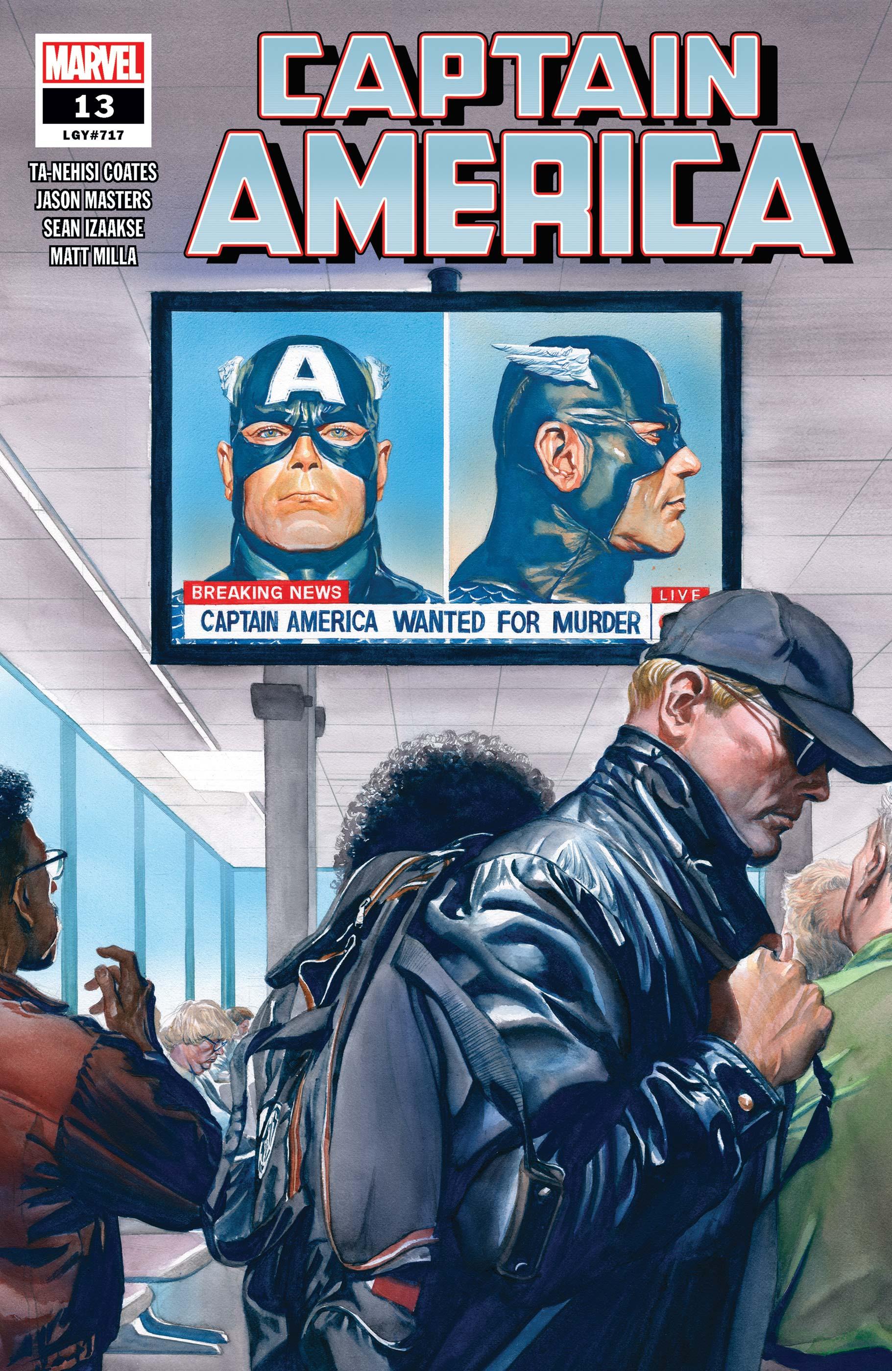 Captain America (2018) #13