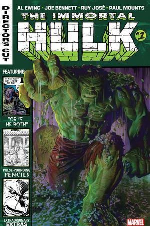 Immortal Hulk Director's Cut #1