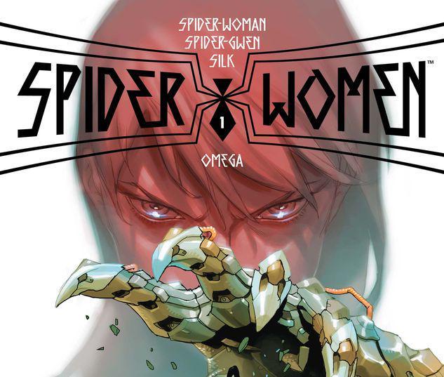 Spider-Women Event Omega #1