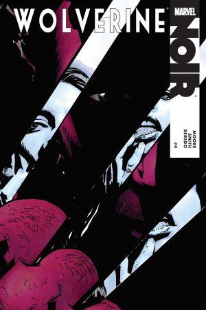 Wolverine Noir #4