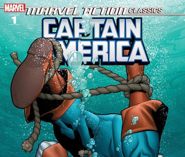 MARVEL ACTION CLASSICS: CAPTAIN AMERICA 1 #1