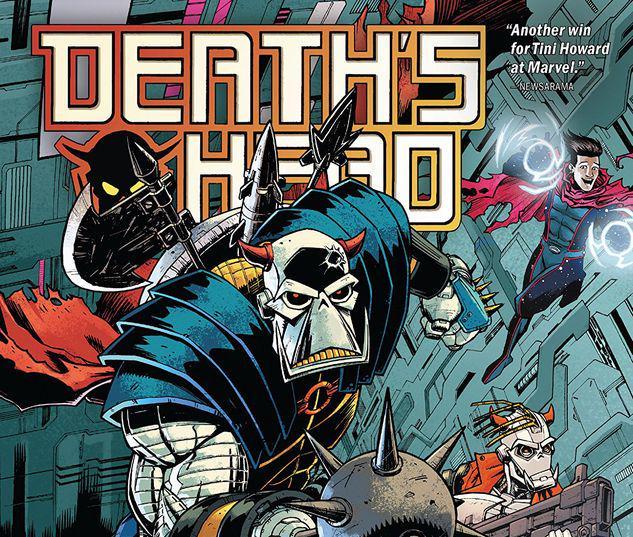 DEATH'S HEAD: CLONE DRIVE TPB #1