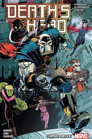 Death's Head: Clone Drive (Trade Paperback)