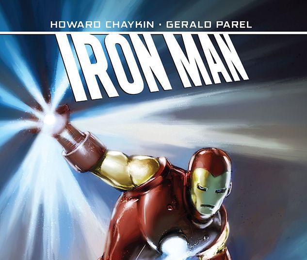 IRON MAN: INVINCIBLE ORIGINS TPB #1