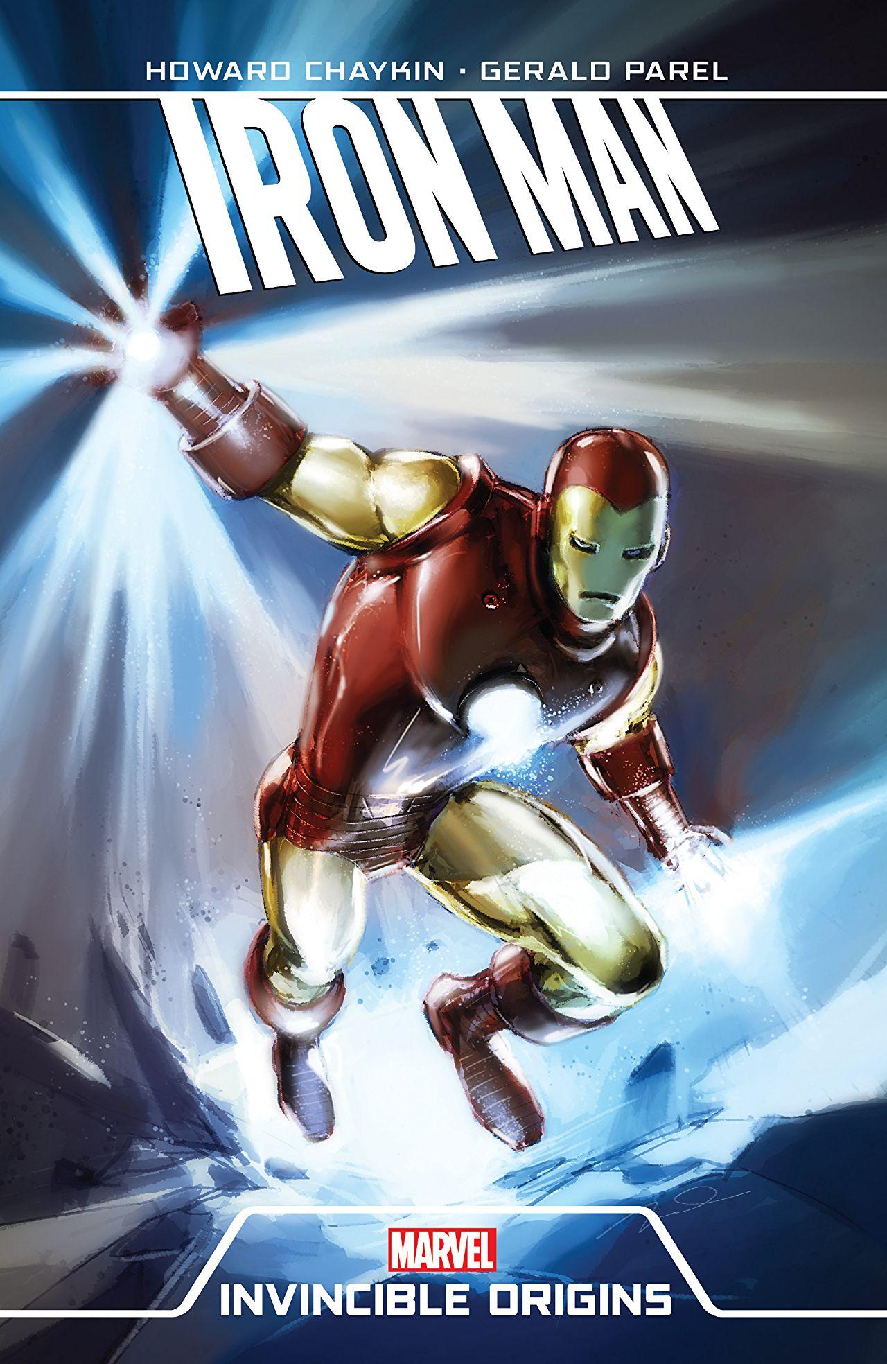 Iron Man: Invincible Origins (Trade Paperback)