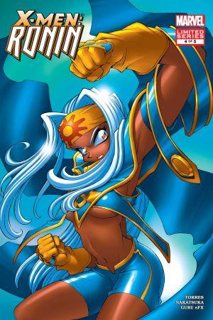 X-Men: Ronin (2003) #4