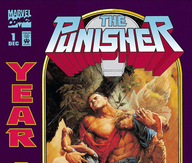 The Punisher: Year One #1