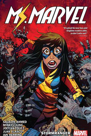 Ms. Marvel By Saladin Ahmed Vol. 2: Stormranger (Trade Paperback)