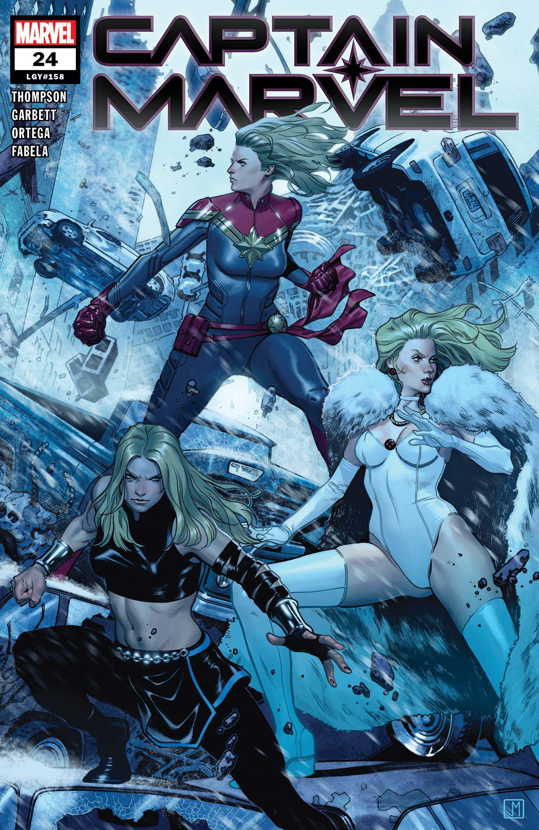 Captain Marvel (2019) #24