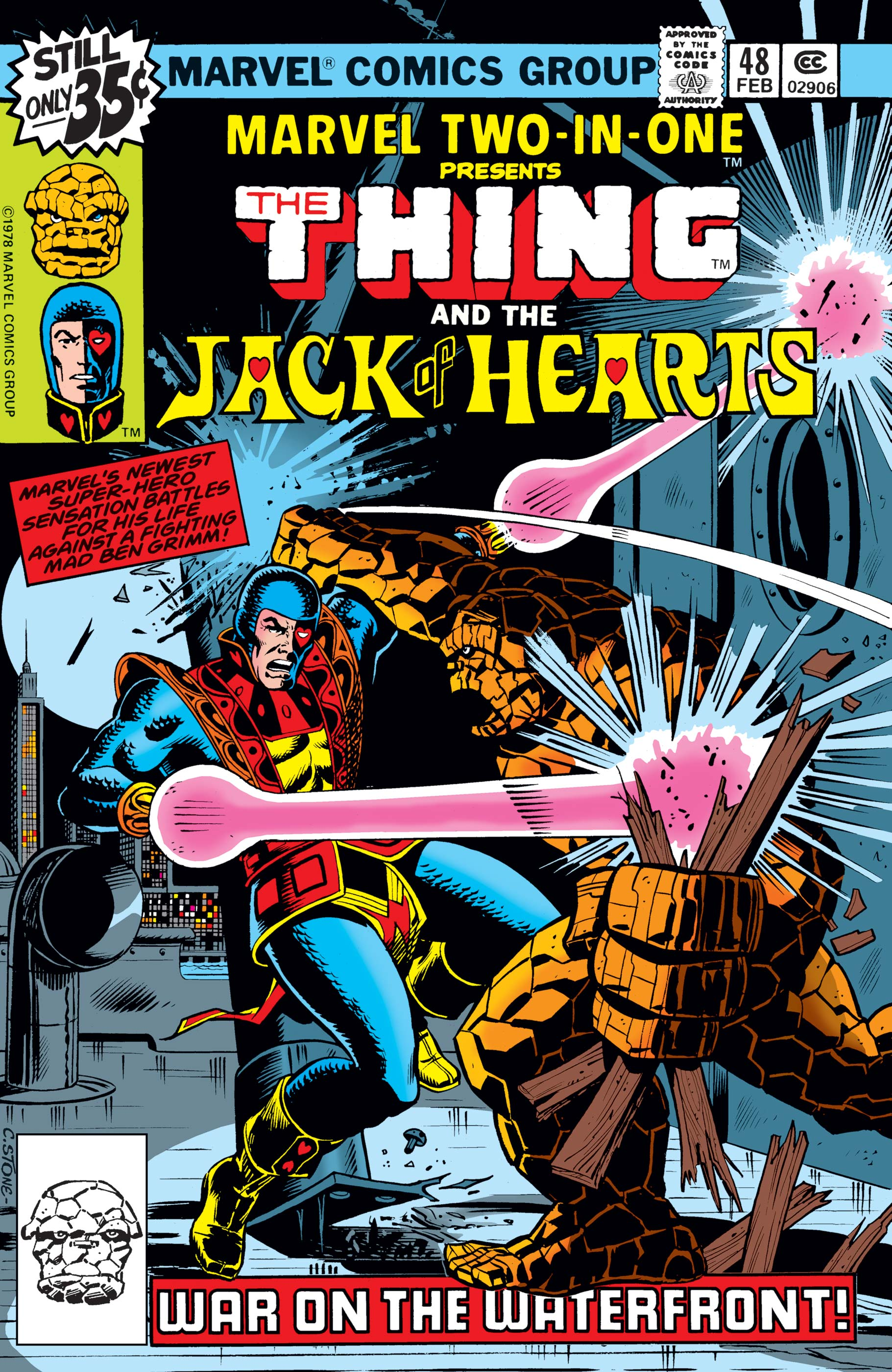 Marvel Two-in-One (1974) #48