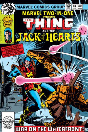 Marvel Two-in-One #48