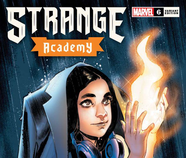 Strange Academy #6