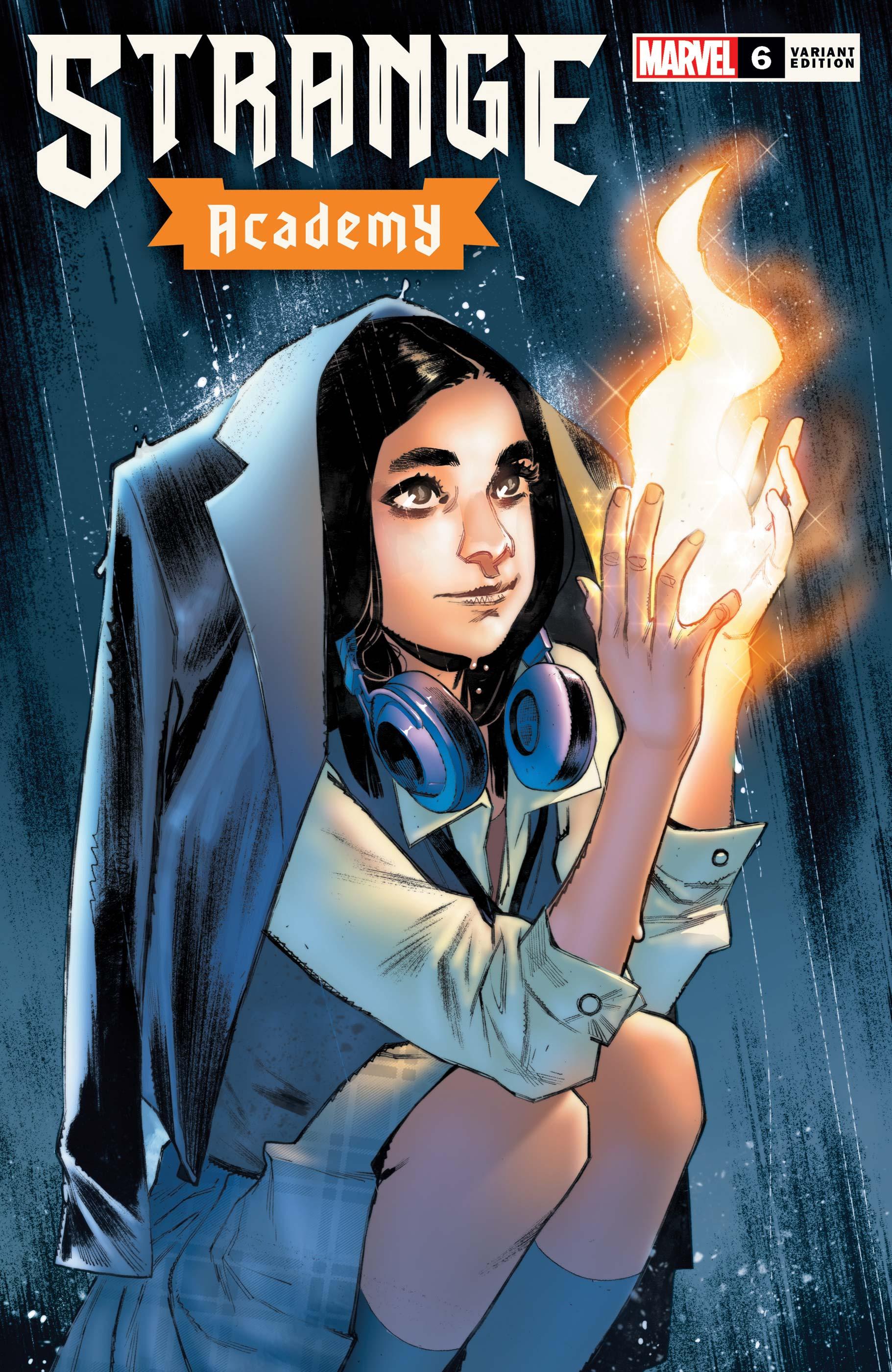 Strange Academy (2020) #6 (Variant)