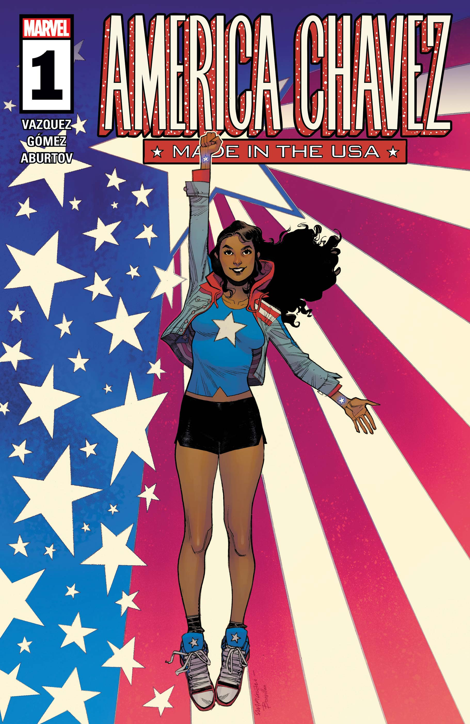 America Chavez: Made in the USA (2021) #1