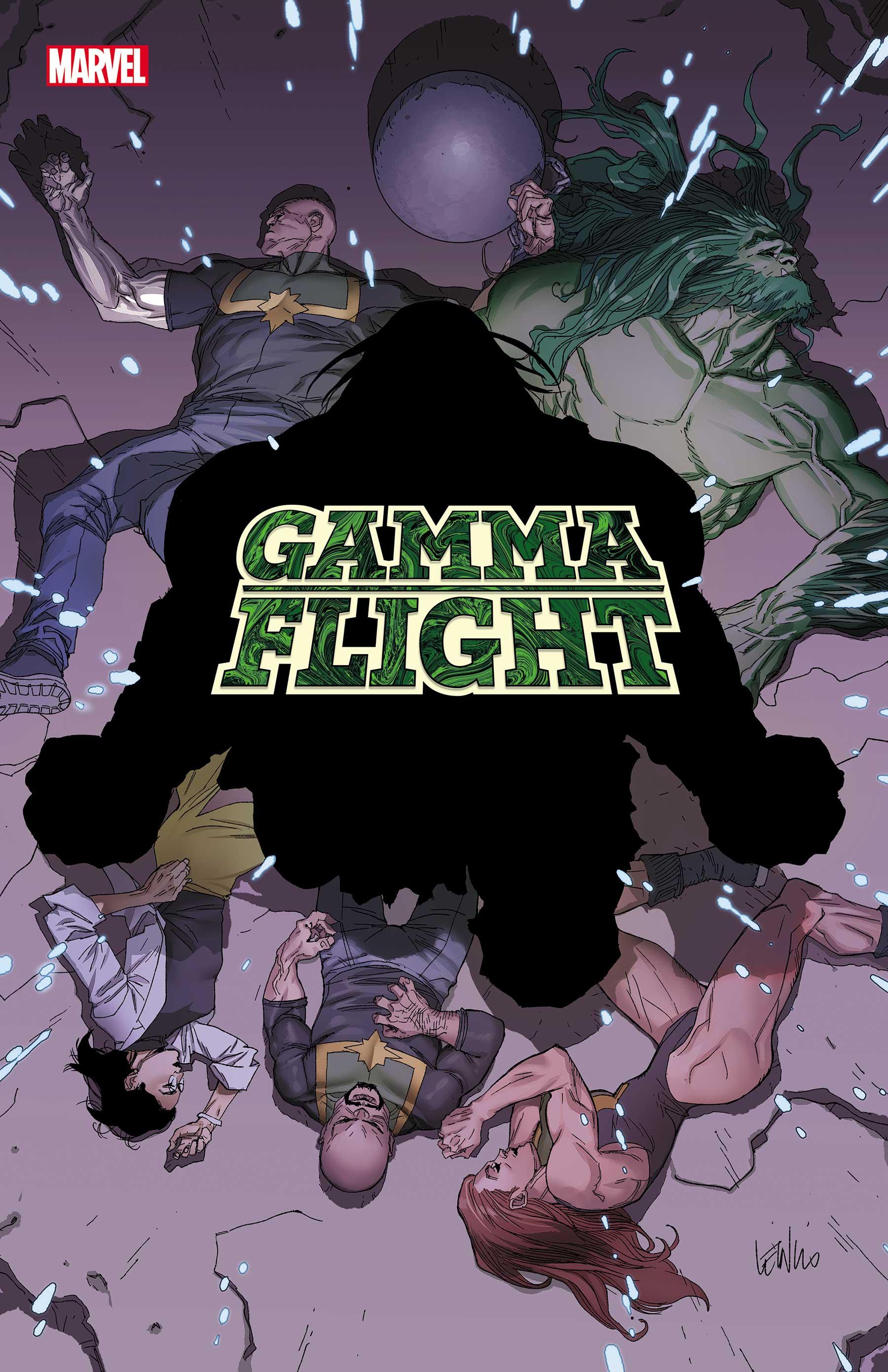 Gamma Flight (2021) #2