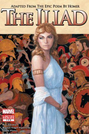 Marvel Illustrated: The Iliad #1