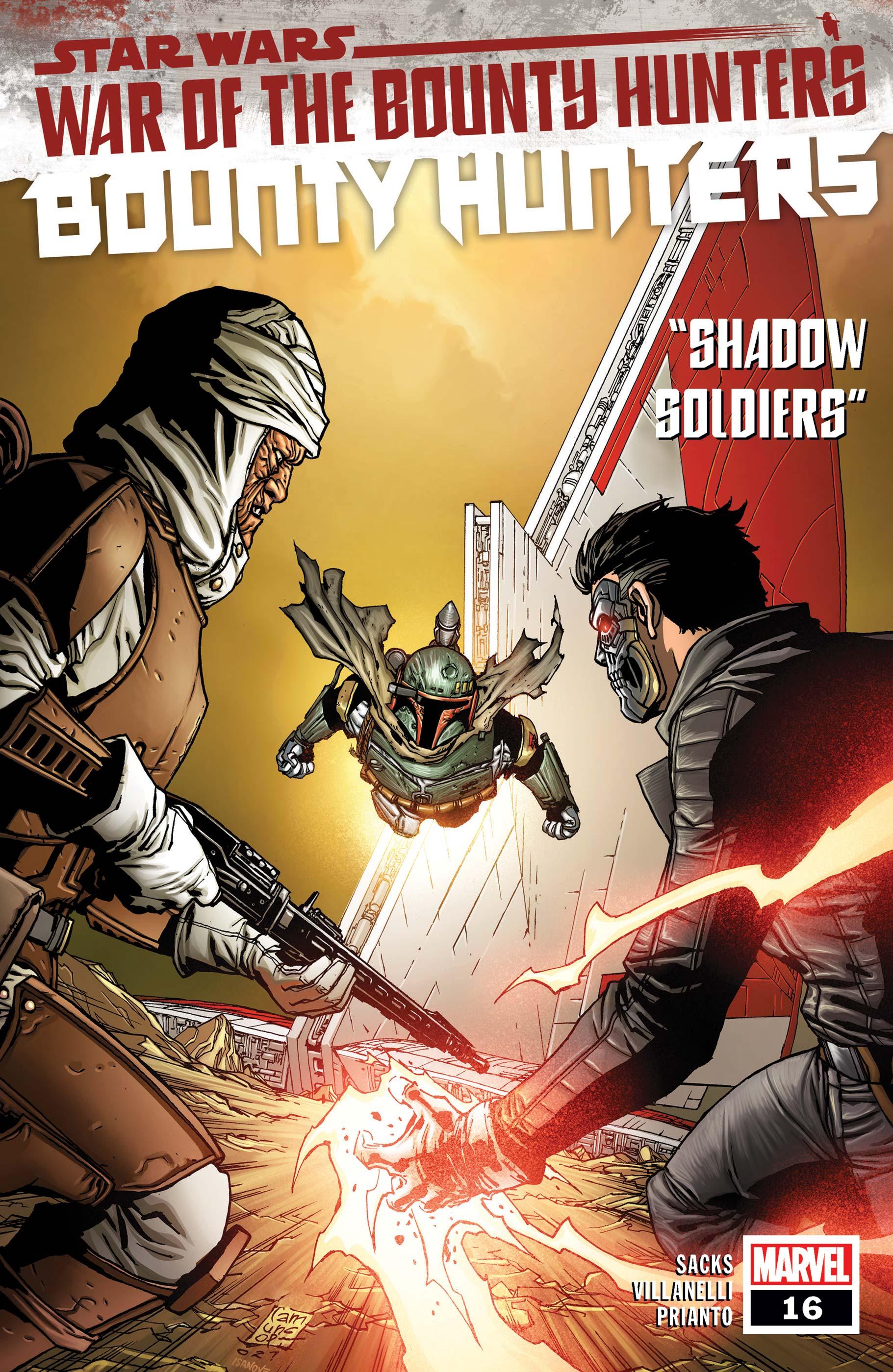 Star Wars: Bounty Hunters (2020) #16
