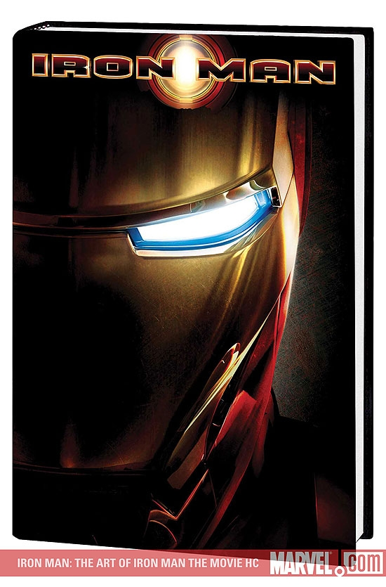 IRON MAN: THE ART OF IRON MAN THE MOVIE HC (Hardcover)