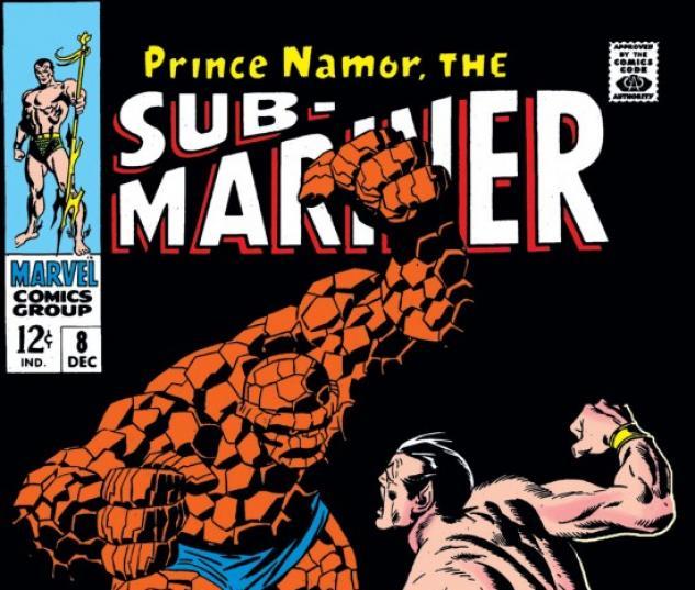 Sub-Mariner #8